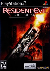 USADO - RESIDENT EVIL OUTBREAK PS2