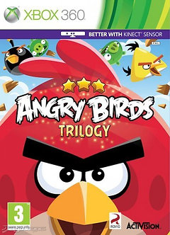 USADO - ANGRY BIRDS TRILOGY XBOX 360