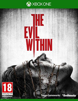 NUEVO - THE EVIL WITHIN X BOX ONE