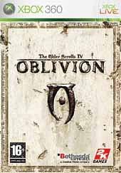 USADO - THE ELDER SCROLLSS IV OBLIVION X360