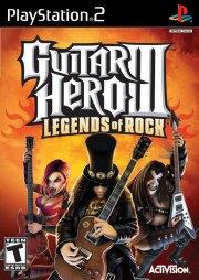 USADO - GUITAR HERO III LEGENDS OF ROCK PS2