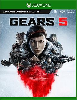 NUEVO - GEARS 5 Xbox One