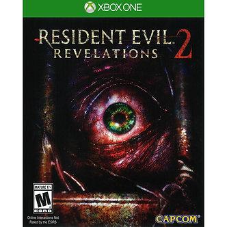 NUEVO - Resident Evil Revelations 2 Xbox One