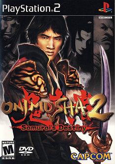 USADO - ONIMUSHA 2 SAMURAIS DESTINY PS2