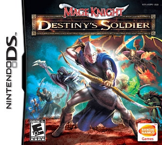 USADO - MAGE KNIGHT DESTINY'S SOLDIER DS