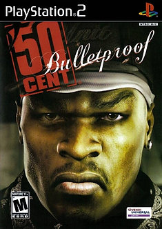 50 CENT BULLET PS2