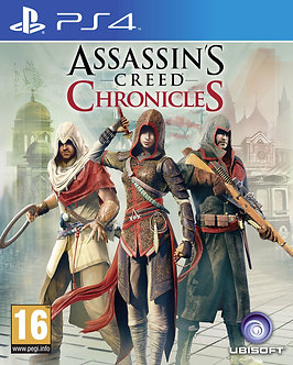 USADO - Assassin's Creed Chronicles Ps4