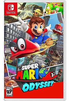 NUEVO - Super Mario Odyssey Nintendo Switch