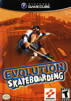 USADO - EVOLUTION SKATEBOARDING GAME CUBE