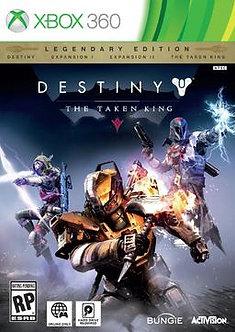 NUEVO - Destiny The Taken King X360