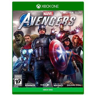 NUEVO - Marvel Avengers Xbox One