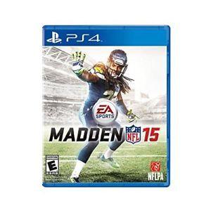 USADO - MADDEN NFL 15 PS4
