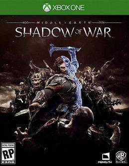 USADO - Middle Earth Shadow Of War Xbox One