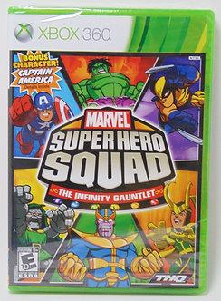 USADO - MARVEL SUPER HERO SQUAD XBOX 360