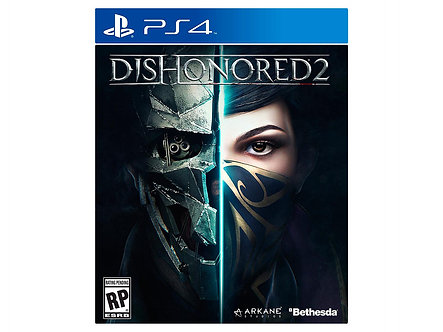 USADO - DISHONORED 2 PS4