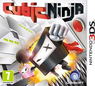 USADO - CUBIC NINJA 3DS