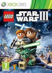 USADO - LEGO STAR WARS III XBOX 360