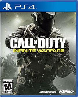 NUEVO - Call Of Duty Infinite Warfare Ps4