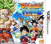 USADO - DRAGON BALL FUSIONS 3DS