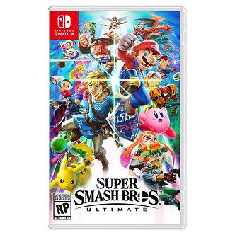 NUEVO - Super Smash Bros Ultimate Nintendo Switch