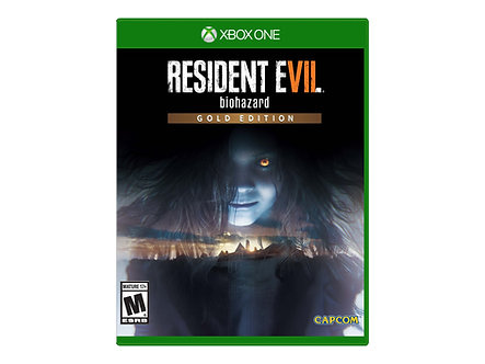 NUEVO - Resident Evil Gold Edition Xbox One