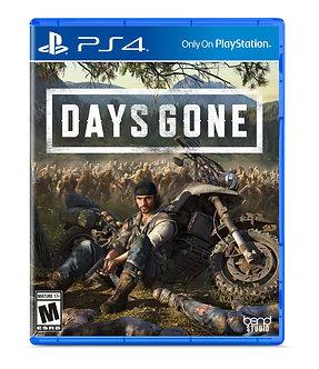 USADO - DAYS GONE PS4