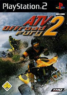 USADO - ATV OFFROAD FURY 2 PS2
