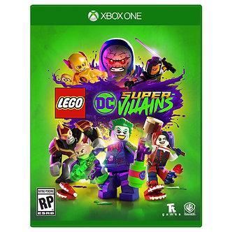 NUEVO - Lego Dc Super Villains XBOX ONE