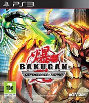 NUEVO - BAKUGAN DEFENSORES DE LA TIERRA PS3