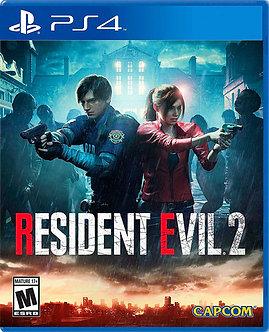 USADO - Resident Evil 2 Ps4