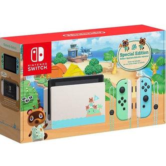 NUEVO - Nintendo Switch Animal Crossing