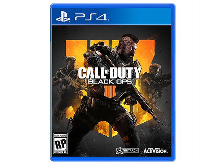 NUEVO - CALL OF DUTY BLACK OPS 4 PS4