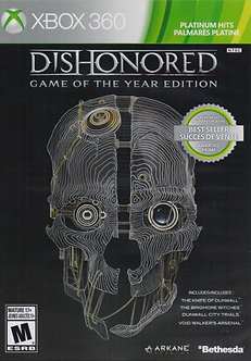 USADO - Dishonored Game Of The Year Edition Xbox 360