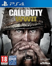 NUEVO - Call of Duty WWII PS4