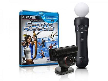 USADO - Playstation Move Y La Camara Playstation Eye  PS3