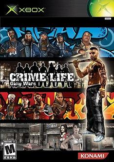 UASDO - CRIME LIFE GANG WAR XBOX