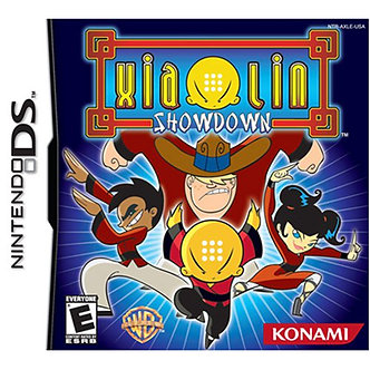 USADO - XIAOLIN SHOWDOWN DS