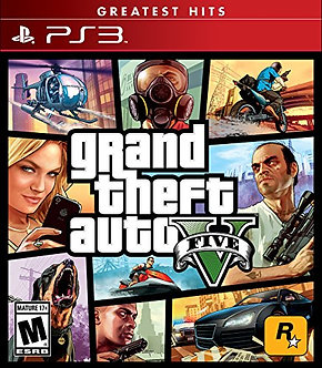 NUEVO - GRAND THEFT AUTO V PS3