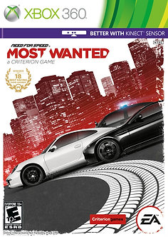 NUEVO- NEED FOR SPEED MOST WANTED 360