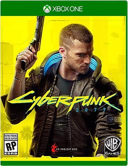 NUEVO - CYBERPUNK 2077 XBOX ONE