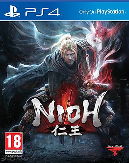USADO - NIOH PS4