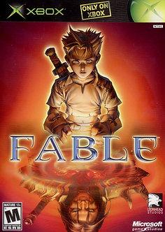 USADO - FABLE XBOX