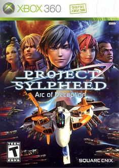 USADO - PROJECT SYLPHEED XBOX 360