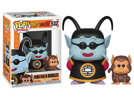 NUEVO - KING KAI & BUBBLES FUNKO POP
