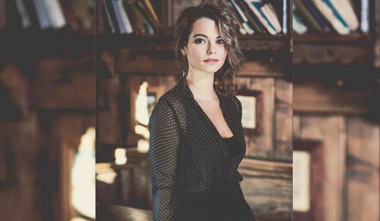 Zofia Hanna Mezzo-Soprano M Kiszela DNOA Opera Vlaanderen Amsterdam Antwerpen