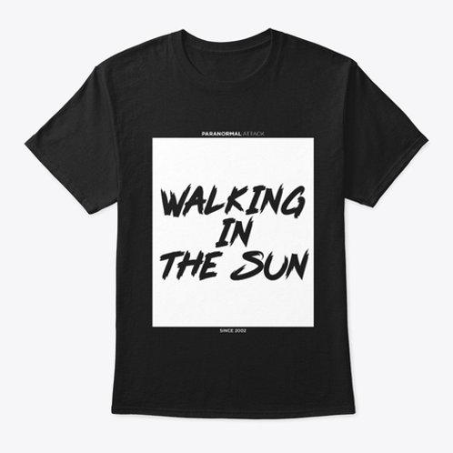 Walking In The Sun Black T-shirt