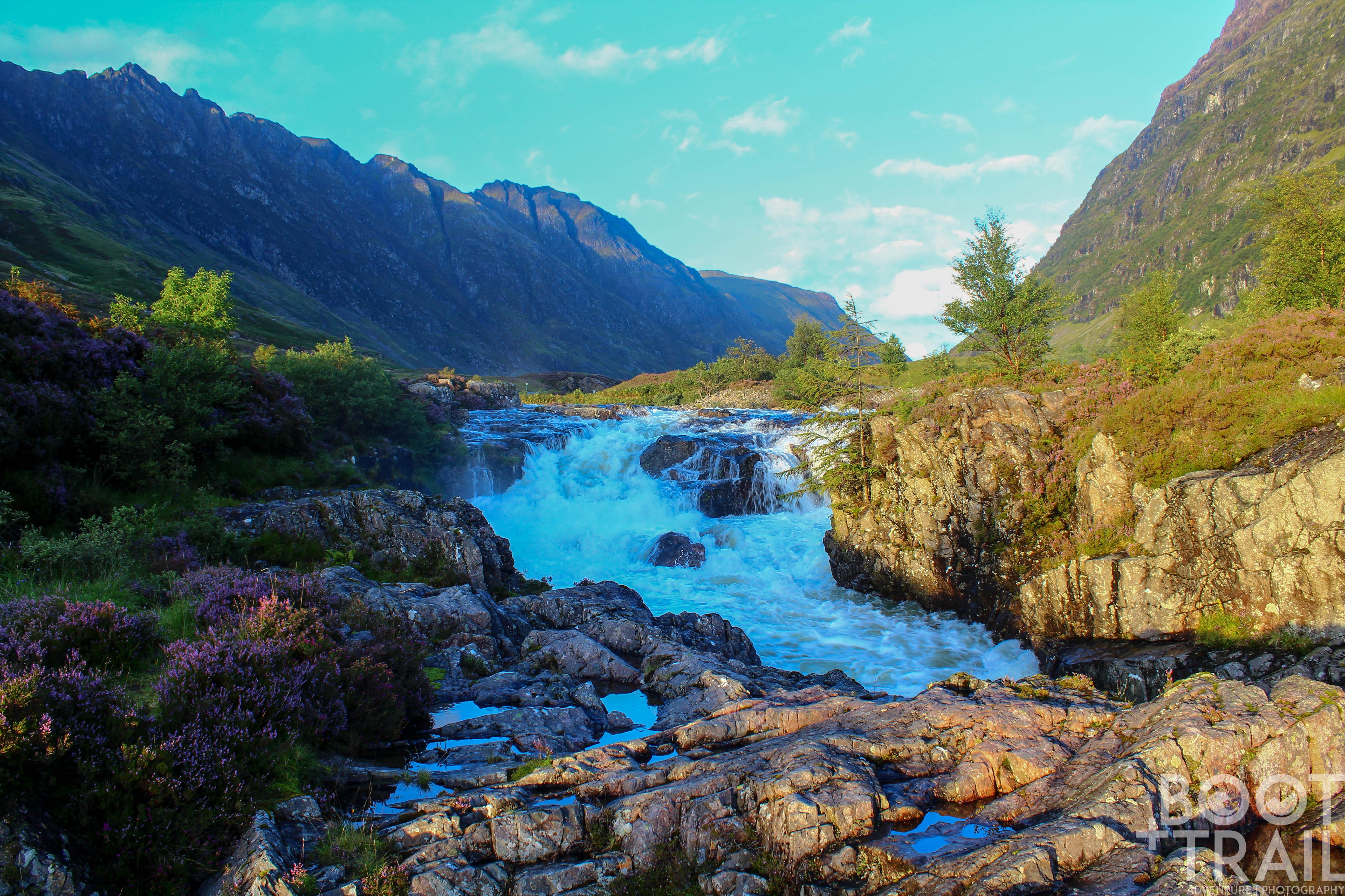 The Highlands, Aonach Eagach