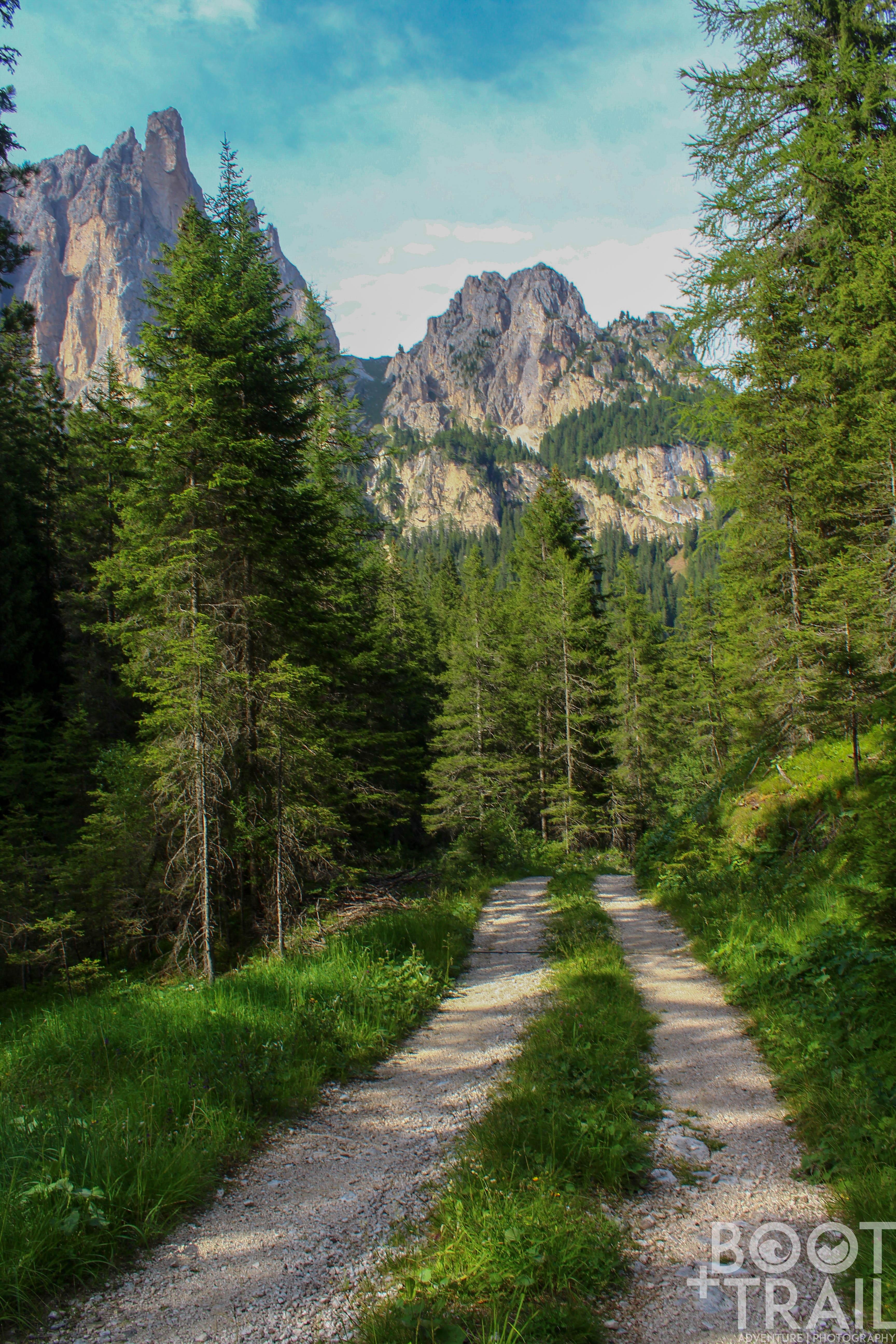 Dolomite Trail