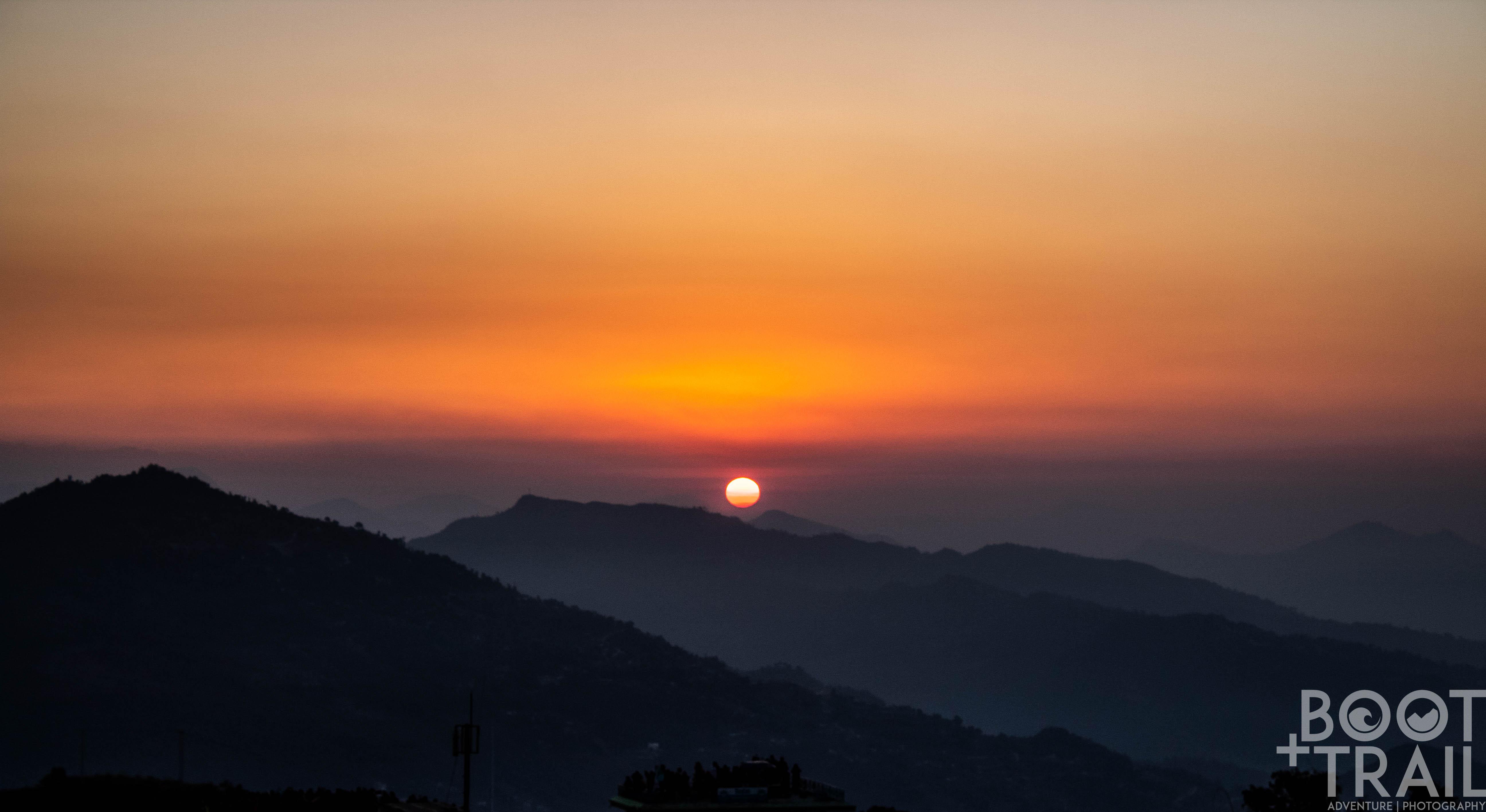 Pokhara Sunrise, Nepal
