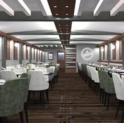 La péniche Restaurant